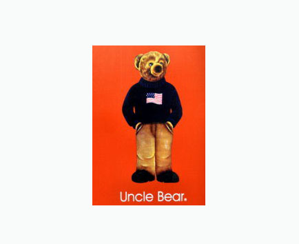 Uncle Bear旅行箱